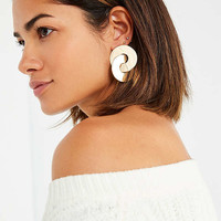 Eternal Circle Statement Earring | Urban Outfitters