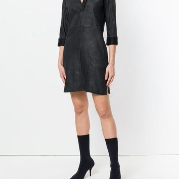 Vanderwilt three-quarter Sleeves Dress - Farfetch