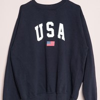 Erica USA Sweatshirt - Just In