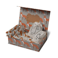MILKBARN KEEPSAKE SET: ORANGE FOX