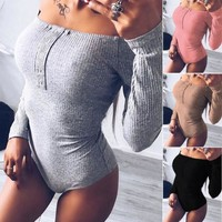 Remi Ribbed Bodysuit