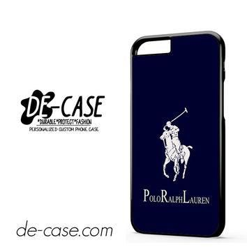 Ralph Lauren Polo Blue Center Camera DEAL-9144 Apple Phonecase Cover For Iphone 6 / 6S
