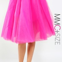 Spin Me Around Tulle Skirt