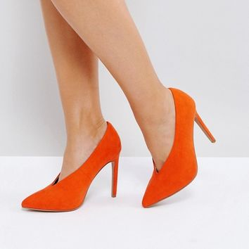ASOS PRIORITY Wide Fit High Heels at asos.com