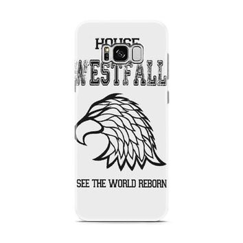 HOUSE WESTFALL THE THRONE OF GLASS Samsung Galaxy S8 | Galaxy S8 Plus Case
