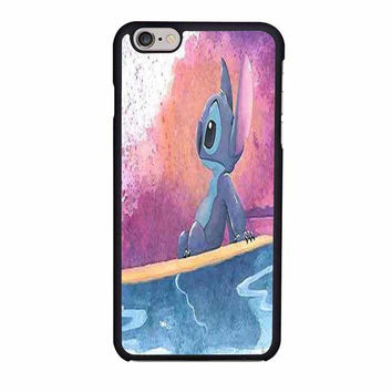 stitch surfing iphone 6 6s 4 4s 5 5s 6 plus cases