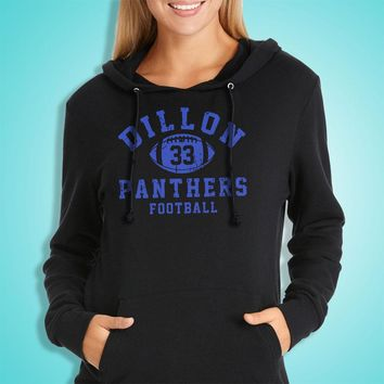 Dillon Panthers Football Women'S Hoodie
