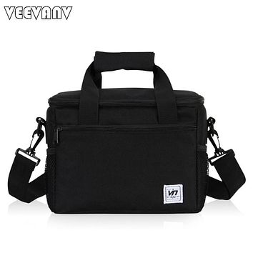 2017 Lancheira Thermo Lunch Bags Cooler Insulated Lunch Bags for Women Kids Thermal Bag Lunch Box Food Picnic Bags Tote Handbags
