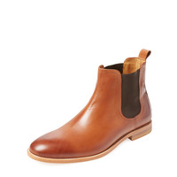 Gordon Rush Men's Leather Chelsea Boot - Brown -