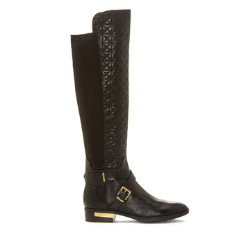 VINCE CAMUTO PATIRA – QUILTED RIDING BOOT