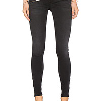 RBW 23 Skinny in Washed Black