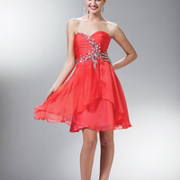 PRIMA 1505 Homecoming Cocktail Dress