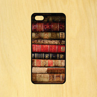 Vintage Books Phone Case iPhone 4 / 4s / 5 / 5s / 5c /6 / 6s /6+ Apple Samsung Galaxy S3 / S4 / S5 / S6