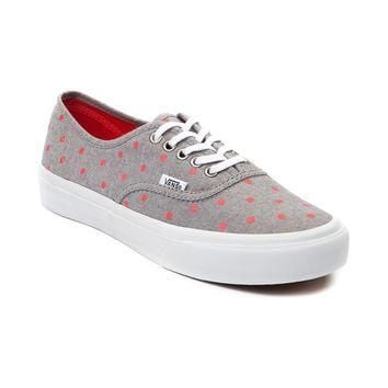 Vans Authentic Slim Skate Shoe