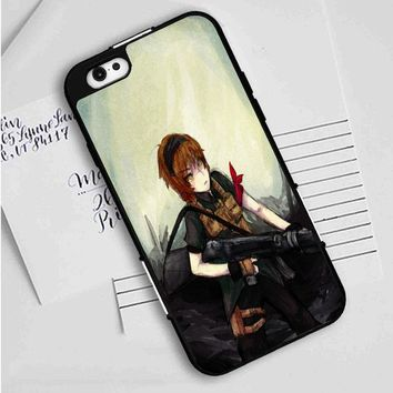 Suzuha Amane Steins Gate iPhone Case