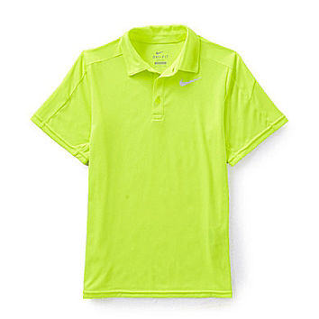 Nike 8-20 Team Court Polo Shirt