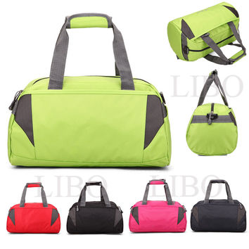 Waterproof Out door Men/Women luggage travel backpacks nylon shoulder casual bag Handbags tote