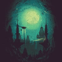 3012 Art Print by Robson Borges