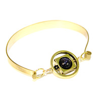 Circle and Square Galaxy Orb Other Areas Cuff