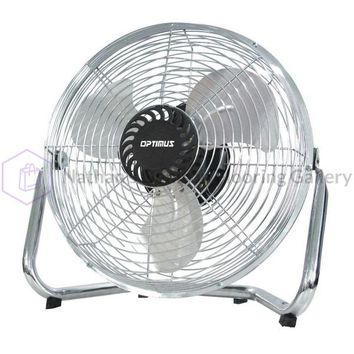 Optimus 9 in. Industrial Grade High Velocity Fan - Painted Grill