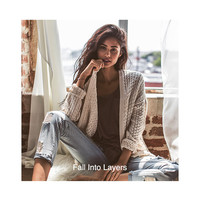 Fall Into Layers | PacSun