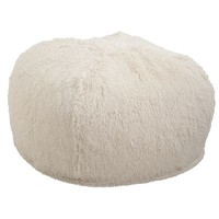 Shaggy Bean Bag - Sand