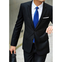Basic Black Business Blazer