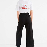 UO Cora Cropped Wide-Leg Pant | Urban Outfitters