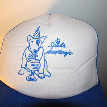 Spuds Mackenzie Bud Light Trucker Hat