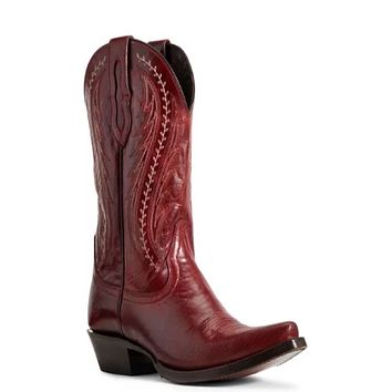 Ariat Ladies Tailgate Western Boot~ Sangria #10029677