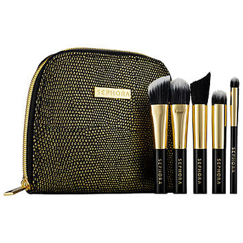 SEPHORA COLLECTION All a Glow Brush Set
