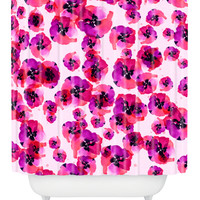 Randi Antonsen Flower Shower Curtain