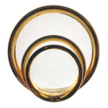 Annieglass Roman Antique Dinnerware