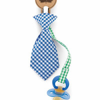 NECKTIE PACY CLIP BY MUD PIE