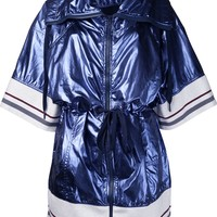 Adidas By Stella Mccartney 'Studio' Metal Parka