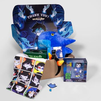 Welovefine:Homestuck Mystery Box