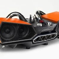Lamborghini's Ultimate Boom Box : Related Articles | OOYUZ