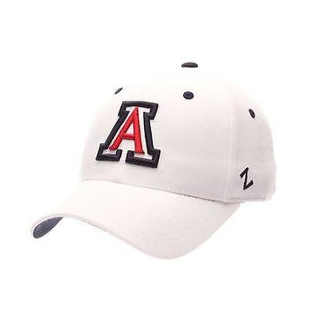 Licensed Arizona Wildcats Official NCAA DH Size 7 3/8 Fitted Hat Cap by Zephyr 724323 KO_19_1