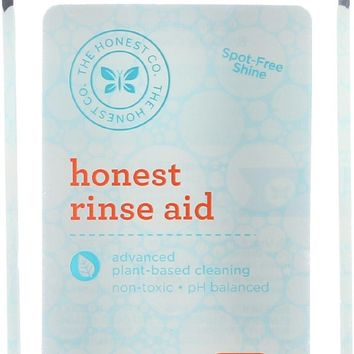 The Honest Company Honest Rinse Aid - Free And Clear - 8 Oz