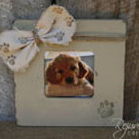 Rustic picture frames pet frames pet gifts dog frames pet memorials dog memorials gifts ideas smypathy loss gifts gifts for her puppy gifts
