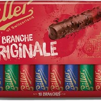 "Cailler Branche ""S"" Lait MP10 (10x23g) - Cailler"
