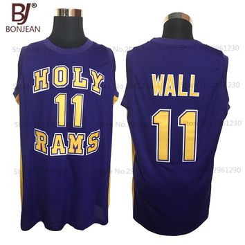 VINTAGE John Wall Holy Rams Jersey