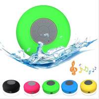 Portable Waterproof Shower Wireless Bluetooth Speaker