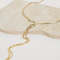 BKE Knot Necklace