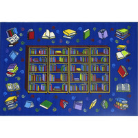 Fun Rugs Fun Time Collection Reading Time Area Rug