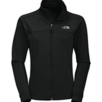 The North Face Women's Jackets & Vests Fleece WOMEN'S MOMENTUM JACKET