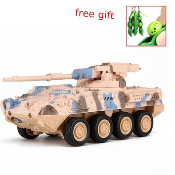 Rc Tank Cannon Simulation Robot Rechargeable Infrared Remote Control Robot Tank Car Tiger Battle RC Toys Gift For Boy Children