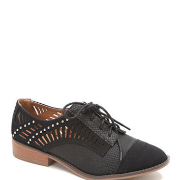 Qupid Vinci Cutout Oxfords at PacSun.com