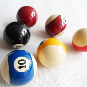 2017 new snooker resin billiard balls top quality free shipping discounts price  6 balls