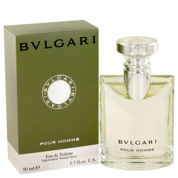 Bvlgari (bulgari) By Bvlgari Eau De Toilette Spray 1.7 Oz